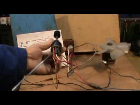 Печка ВАЗ - 08, 09, 14, 15. Схема, устройство и принцип работы.