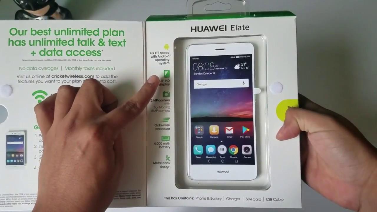 Huawei elate h1711z