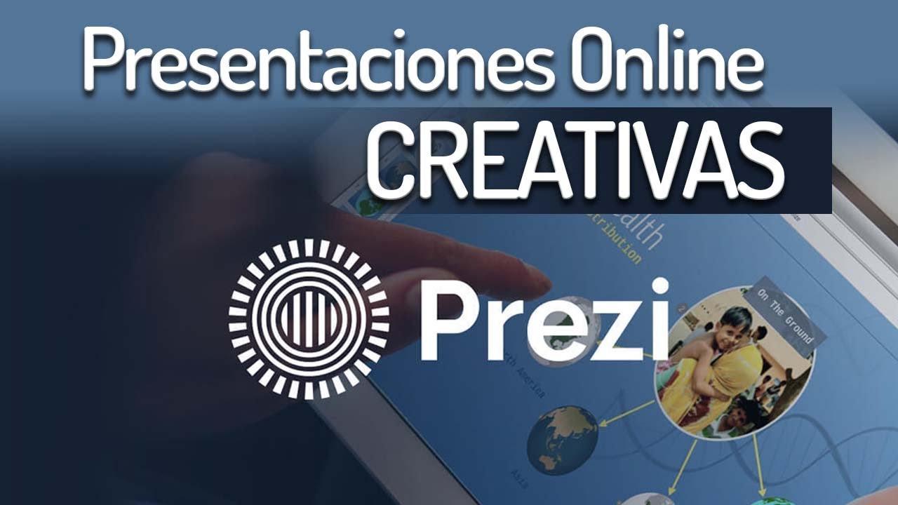 Presentaciones Creativas Con Prezi Youtube