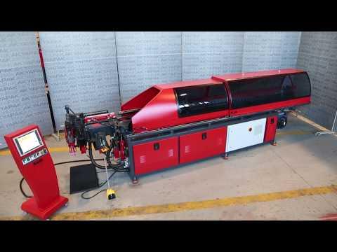ABM 50 CNC Tube Bending Machine / Cnc Boru Bükme Makinesi