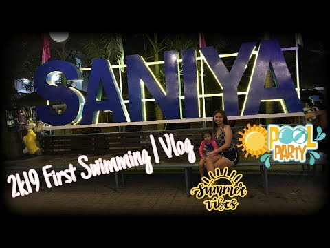 2k19 Swimming Vlog @ Saniya Resort | Vlog # 15