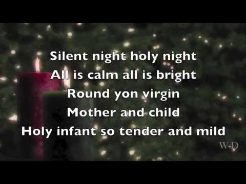 Silent Night Backing Tracks Download