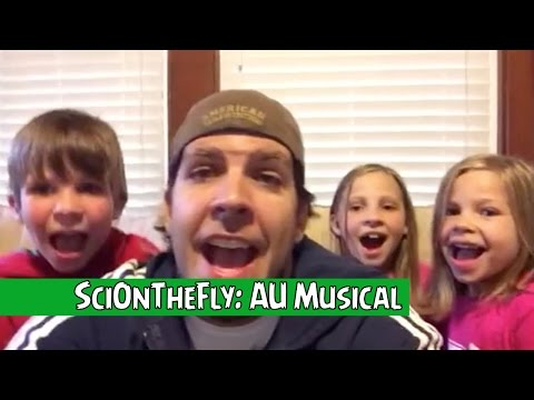 SciOnTheFly: Musical AU