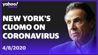 LIVE: New York Governor Cuomo delivers update on coronavirus
