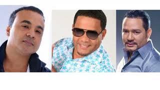 Zacarias Ferreira, Hector Acosta El Torito y Frank Reyes BACHATAS MIX 2018