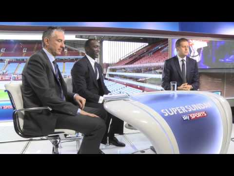 Behind the scenes with Dwight Yorke