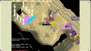 Ultima Online - 10/25/15 PvP Event - UO Shadow Age