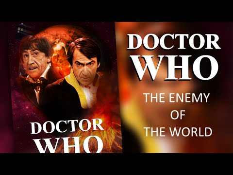 Doctor Who: The Enemy Of The World Artwork