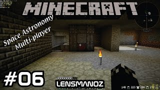 Minecraft - Space Astronomy MP - Ep 6 - More Genetics & Big Reactor Start