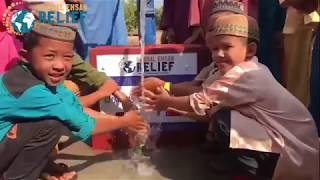 Water Hand Pump Project in Cambodia