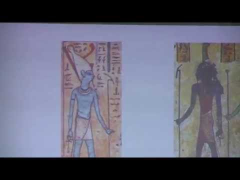 Steve Bass: Architectural Structures and Symbolic Geometry of Ancient Egypt Part 1.