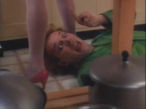 Drop Dead Fred -funny Scenes