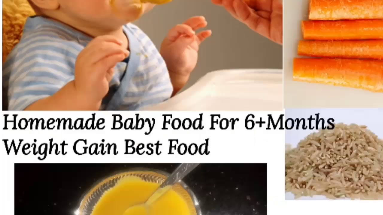 Homemade weight gain baby food indian healthy baby food 6 homemade weight gain baby food indian healthy baby food 6month baby food forumfinder Image collections