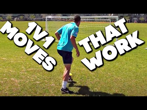 3 Football Tricks That Actually Work In Games! Football Tricks