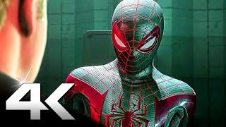 SPIDER-MAN MILES MORALES Novo Trailer Brasileiro DUBLADO (4K - 2020) PS5