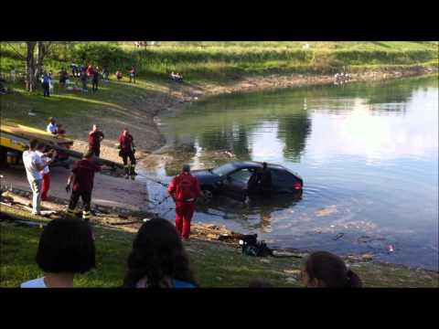Recupero Audi A3 da Inabissamento