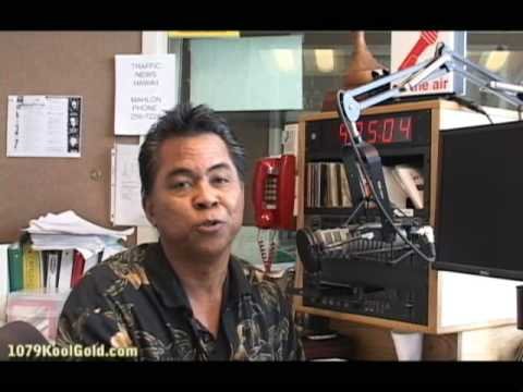 Ed Kanoi - KKOL 107.9 - Kool Gold Radio Honolulu Hawaii - Internet Radio