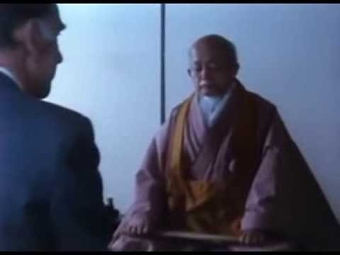 Yamada Mumon Roshi : In zazen, I become nothing and everything become nothing,