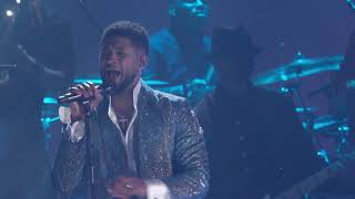 """Watch usher and sheila e. pay tribute to prince with their performance of """"little red corvette,"""" """"when doves cry"""" & """"kiss"""" at the 62nd grammy awards.go ht..."""