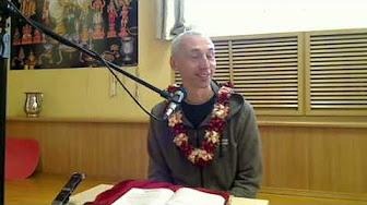 Шримад Бхагаватам 3.17.17 - Дамодара Пандит прабху