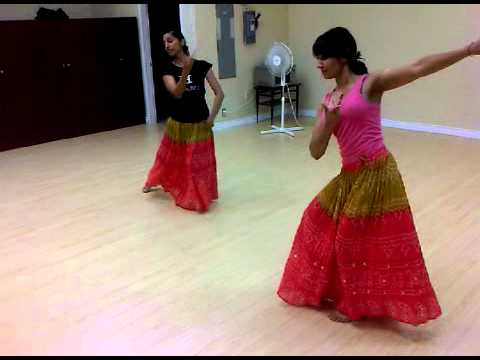 Bollywood Dance Practice