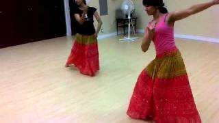 Bollywood Dance Practice
