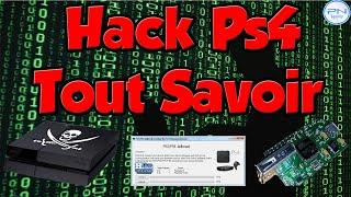 Tout Savoir Sur Les Hacks , jailbreak Sur PS4