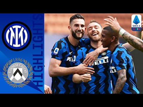 Inter Udinese Goals And Highlights