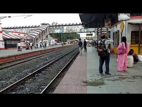 Mahabodhi exp arriving Dheri on sone