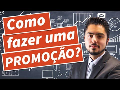 9f2dc4194 Como fazer uma promoção de sucesso  - YouTube