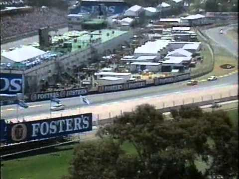 1995 Australian 2.0L Super Touring Support Race 2 - AGP, Adelaide Street Circuit Part 1