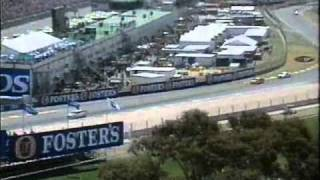 1995 Australian 2.0L Super Touring Support Race 2 - AGP, Adelaide Street Circuit Part 1