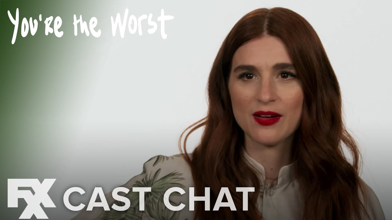 Download You're The Worst | Season 4: My Favorite Scene Cast Chat | FXX