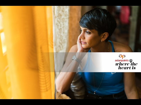 Asian Paints Where The Heart Is featuring Mandira Bedi