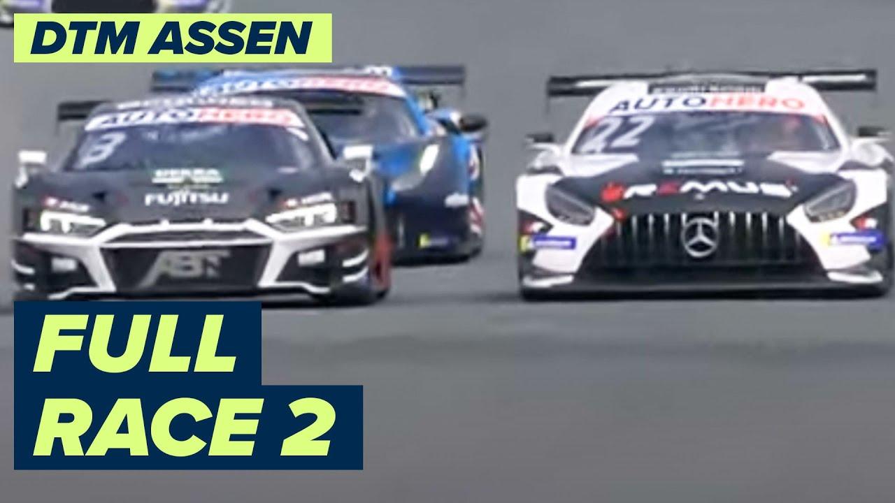 Download RE-LIVE   DTM Race 2 - Assen   DTM 2021
