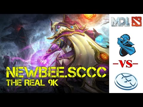 Scc ANIME BOSS Invoker vs EG | MDL 2016 Autumn