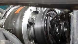 chevrolet s10 a c compressor clutch noise