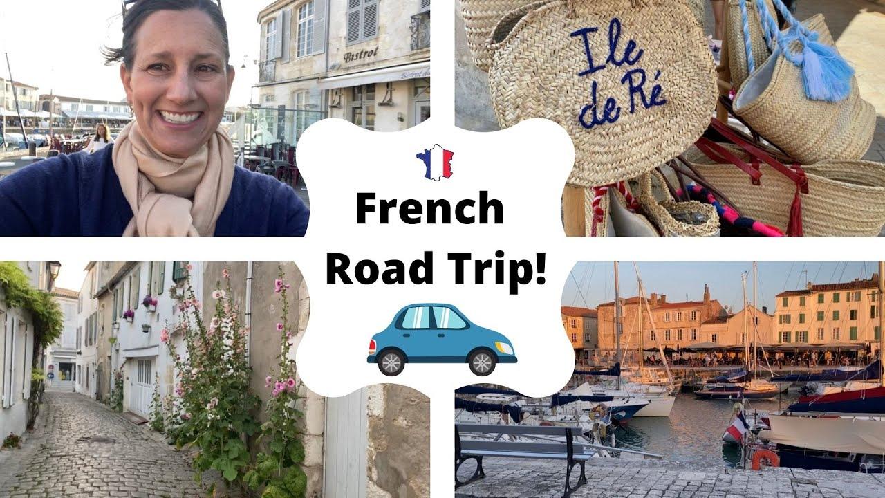 24-Hours in Ile de Re, France (BETH IN FRANCE 🇫🇷)
