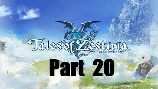 Tales of Zestiria Walkthrough Part 20: Boss: Salamander, Malory
