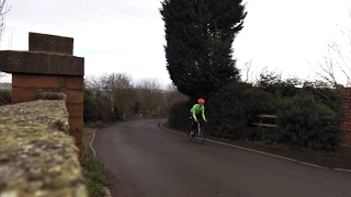Cycle from Moreton-in-Marsh Club Site