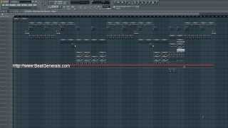 DJ Mustard Style FL Studio Tutorial, FLP & Drum Kit