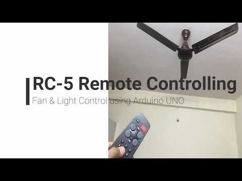 Home Appliances Controlled By Remote