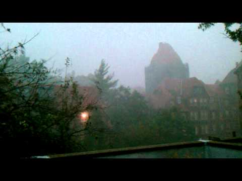 Macroburst In Forest Hills, Queens, New York City (Sept 16, 2010)