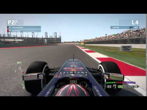 F1 2013 A Lap aroung The Circuit of the America,s Segment 0 mpeg2video 001