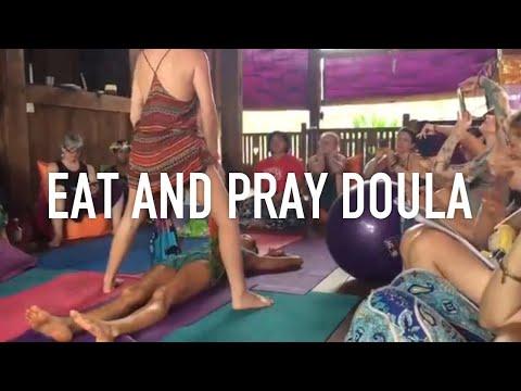 Eat And Pray Doula Bali