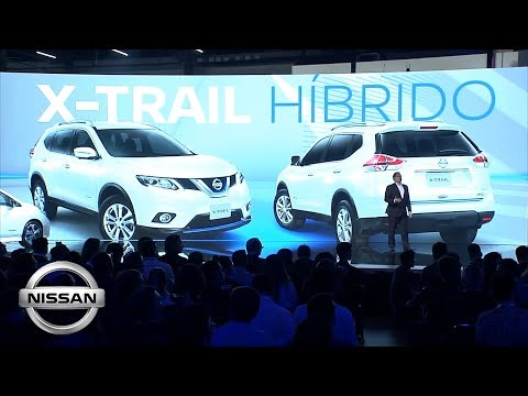Nissan Press Conference at the São Paulo Motor Show 2018 (Portuguese)