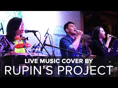 Ekspresi - Titi DJ Live Music Cover by Rupin's Project