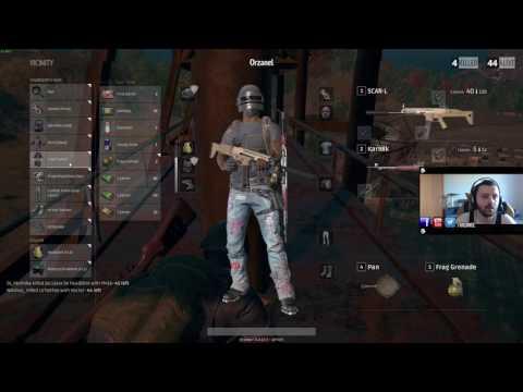 PlayerUnknown'sBattlegrounds - The bait and switch start