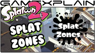 Splatoon 2 - Splat Zones Gameplay at Moray Towers (Nintendo Switch)