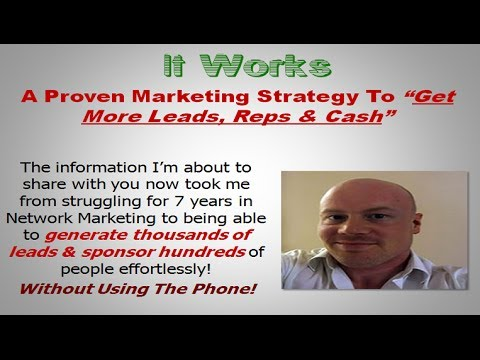 It Works Global | How To Recruit Faster With An Online Funnel System